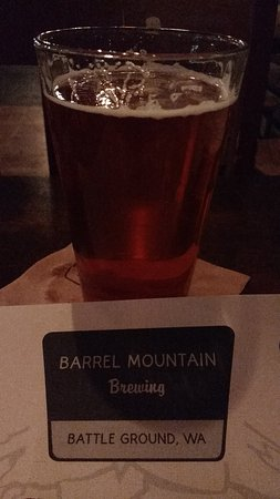 Barrel Mountain: My favorite, Trailbuilder IPA, 100 IBU's....as good as it gets.