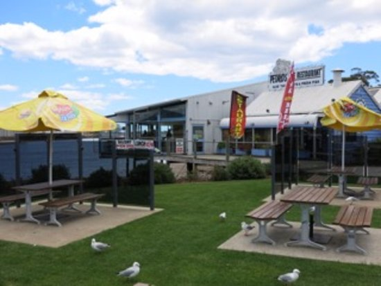 Ulverstone, Austrália: Pedro's Restaurant, Ulverston (also has a take away area)