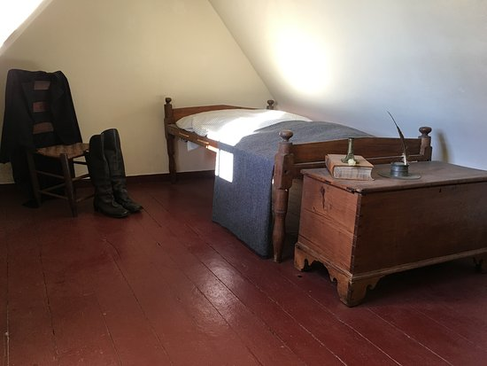 Edgar Allan Poe Room