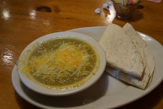 Big Horn Restaurant: green chili