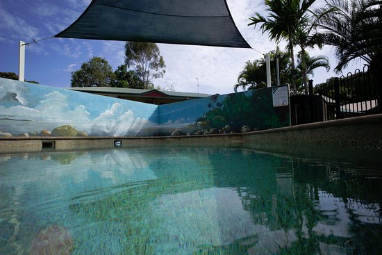 Agnes Water, Australia: Swimming Pool