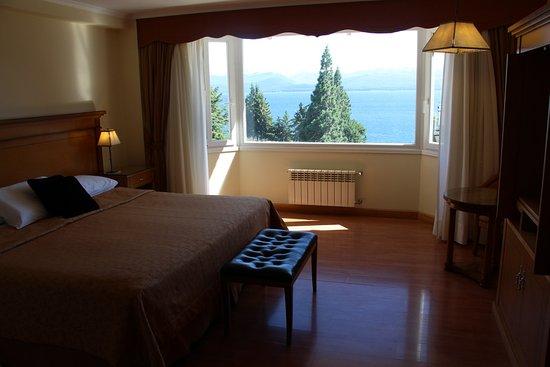 Villa Huinid Resort & Spa: Habitación Doble Superio c/Vista al Lago