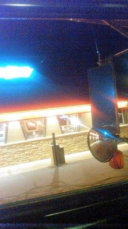 Meade, Kansas: Chuck Wagon Restaurant