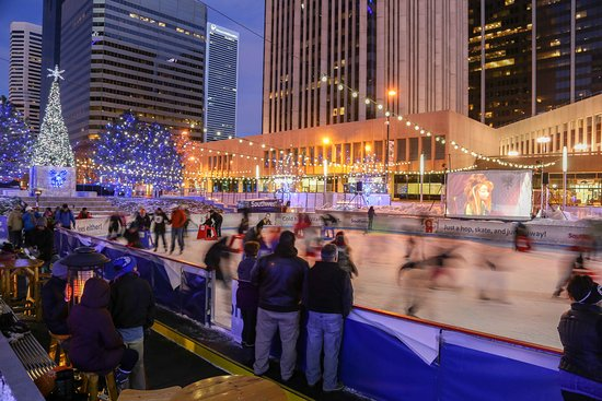 Southwest Rink at Skyline Park