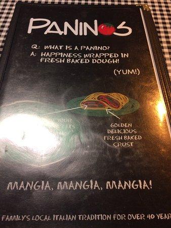 Panino's Restaurant: photo1.jpg