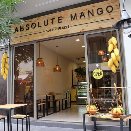 Absolute Mango Cafe