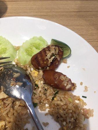 Koko (Thai and Vegetarian Restaurant): 不確認這是否素腸