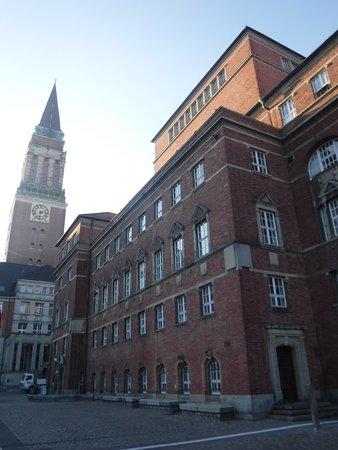 Rathausturm Kiel