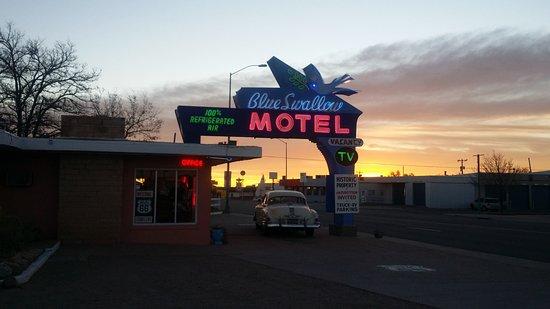 Tucumcari, NM: Dawn