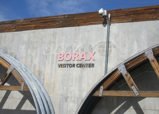 Borax Visitor Center, Boron, Ca