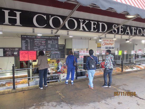 Maine avenue fish market washington dc top tips before for Maine fish market