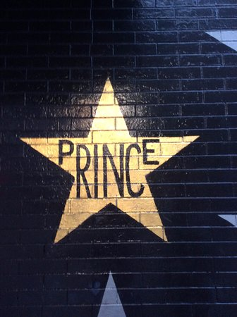 Chanhassen, MN: Prince's Gold Star on First Avenue; his Purple Rain Movie Club
