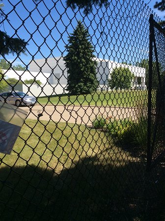Chanhassen, MN : Paisley Park, the home & studio of a Prince; MN Prince & friend!