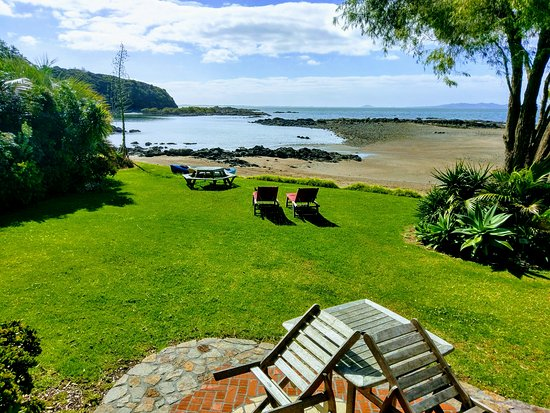 Coopers Beach, New Zealand: Cove Cottage 28.11.16