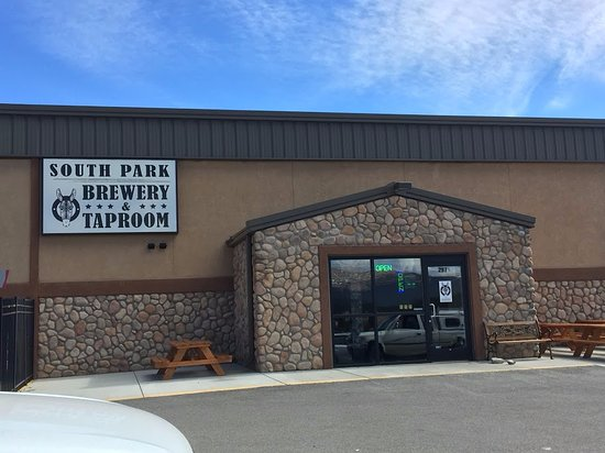 Fairplay, CO: South Park Brewery & Taproom