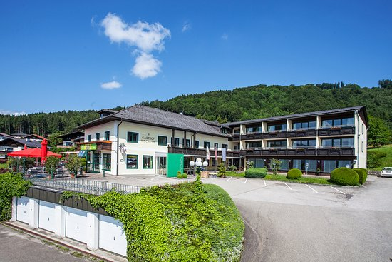 Altmunster, Østerrike: Landgasthof Hocheck in Altmünster am Traunsee