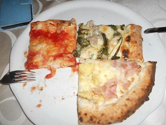 Province of Naples, Italie : Pizza