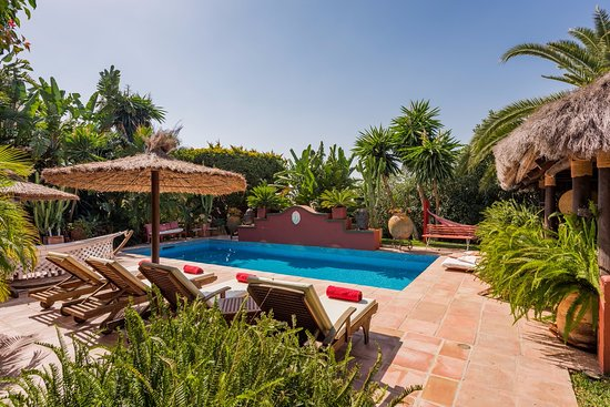 Casa las palmeras suites adults only marbella spanien - La casa de las palmeras ...