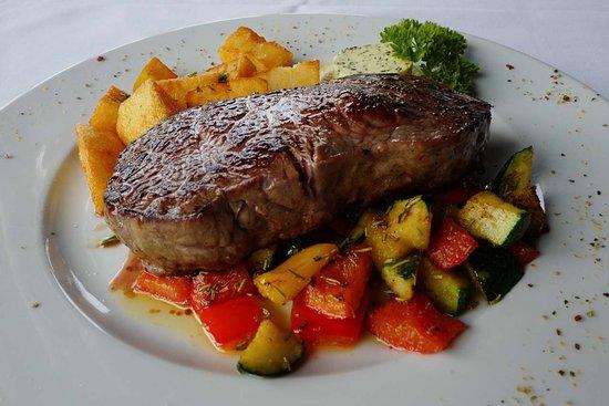 Reifnitz, Áustria: Steak