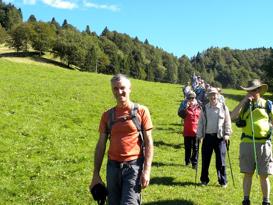 Dongo, Italien: Mario Calzoni - mid-mountain guide - Founder of Hiking Como Lake