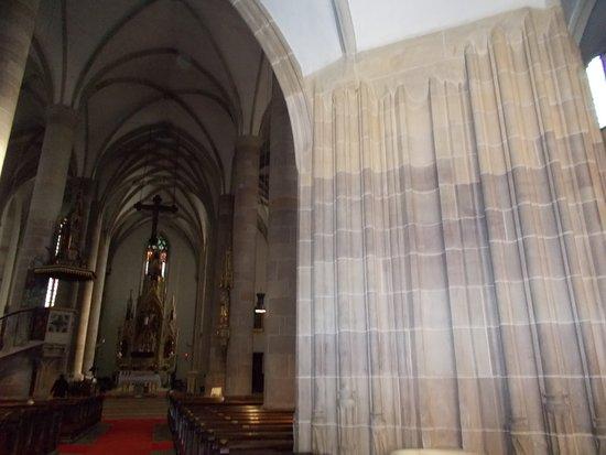 Appiano sulla Strada del Vino, Italien: St. Pauls interno