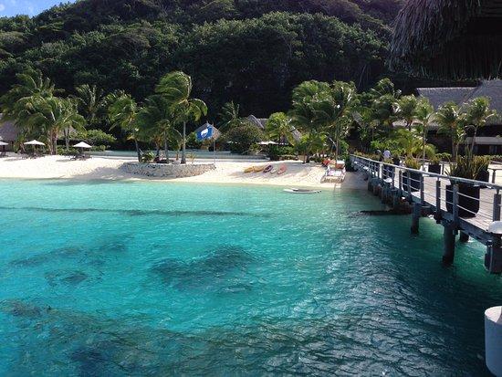 Conrad Bora Bora Nui صورة فوتوغرافية