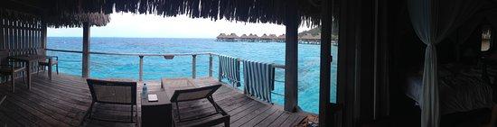 Conrad Bora Bora Nui: Overwater bungalow