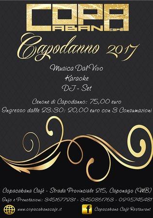 Caponago, İtalya: capodanno