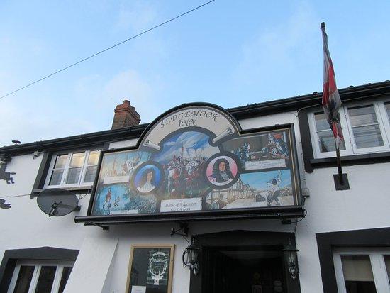Бриджуотер, UK: Sedgemoor Inn