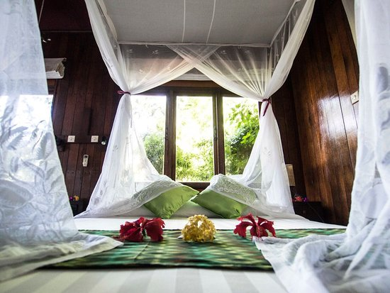 Kungkungan Bay Resort: Beach Front Cottage Suite