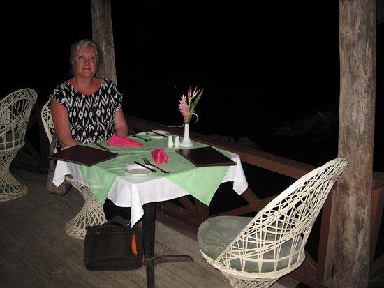 Vila Chaumieres Restaurant Foto