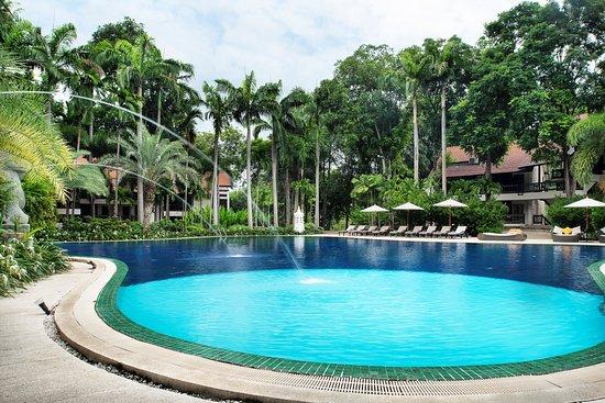 Pool - Picture of Mida Resort Kanchanaburi, Kanchanaburi - Tripadvisor