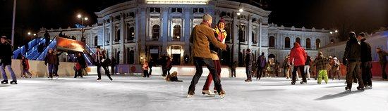 Eistraum Rathausplatz, Österreich Werbung, Wolfgang Zajc