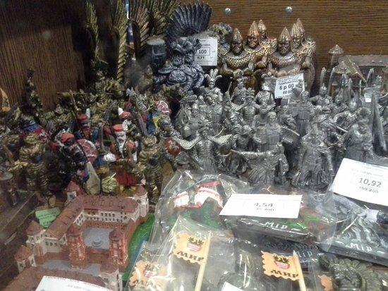 Mir Castle: Сувениры...