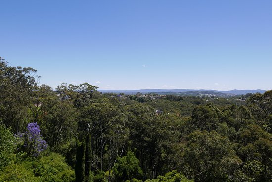 Charlestown, Australia: Beautiful view from balcony.