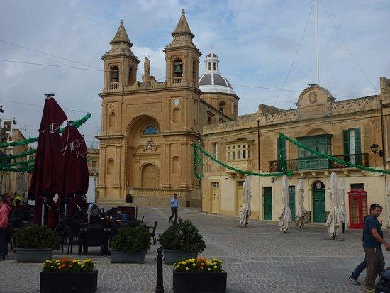 kościół Madonna ta'Pompei w Marsaxlokk