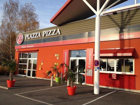 Plazza Pizza Amberieu En Bugey