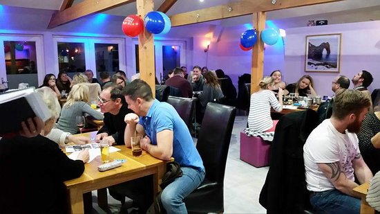 Gillingham, UK: Wine Bar & Grill