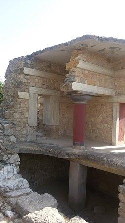 Malia, Grecia: Palác Knossos