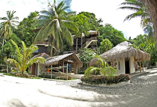 Cove Paradise Beach & Dive Resort: Cove Sands Dive Center