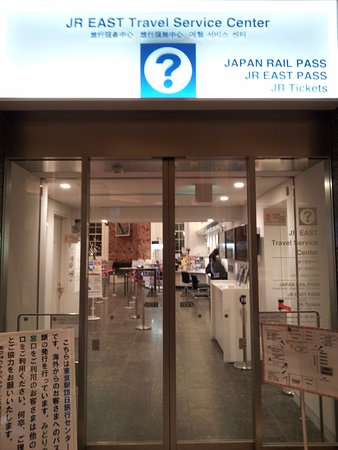 JR East Travel Service Center - Tokyo Station