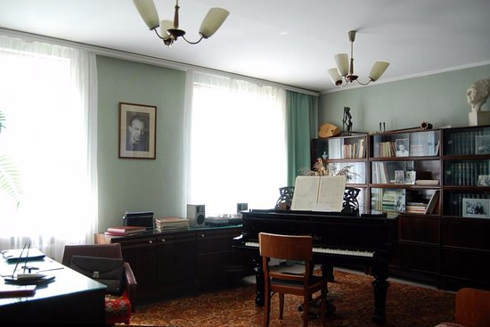 Naziba Zhiganov's Memorial Museum Apartment