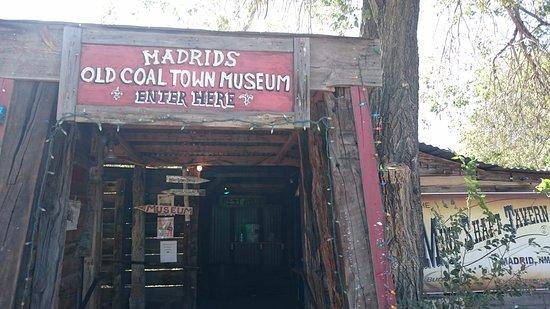Madrid, NM: Mine shaft tavern