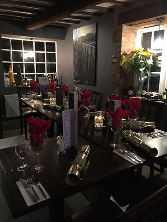 Chirk, UK: Castle Bistro & Tearoom