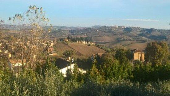 Montottone, Italy: Panorama