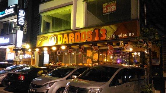 Sri Kembangan, Malasia: Dardos13 Serdang
