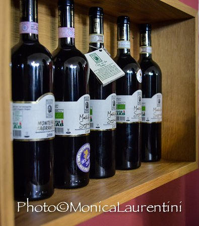Giano dell'Umbria, Italia: Vini