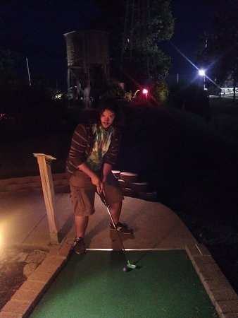 Yellow Springs, OH: Love some mini-golf