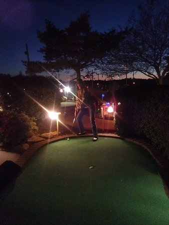 Yellow Springs, OH: Fore!