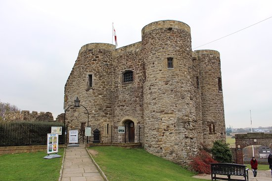 Ypres Tower Museum: the Ypres Tower
